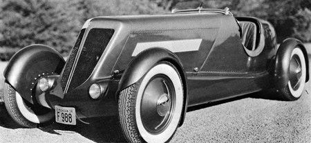 Edsel Ford's Continental Series II