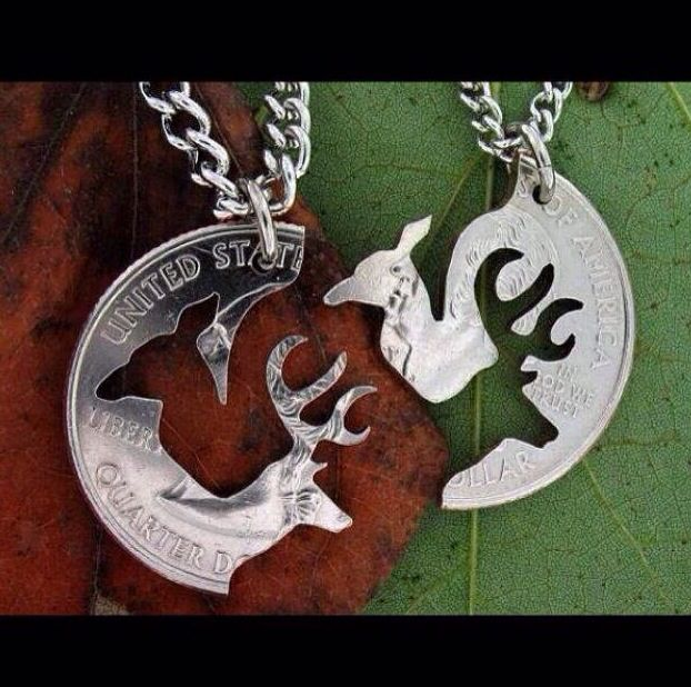17 best images about couple necklaces on pinterest