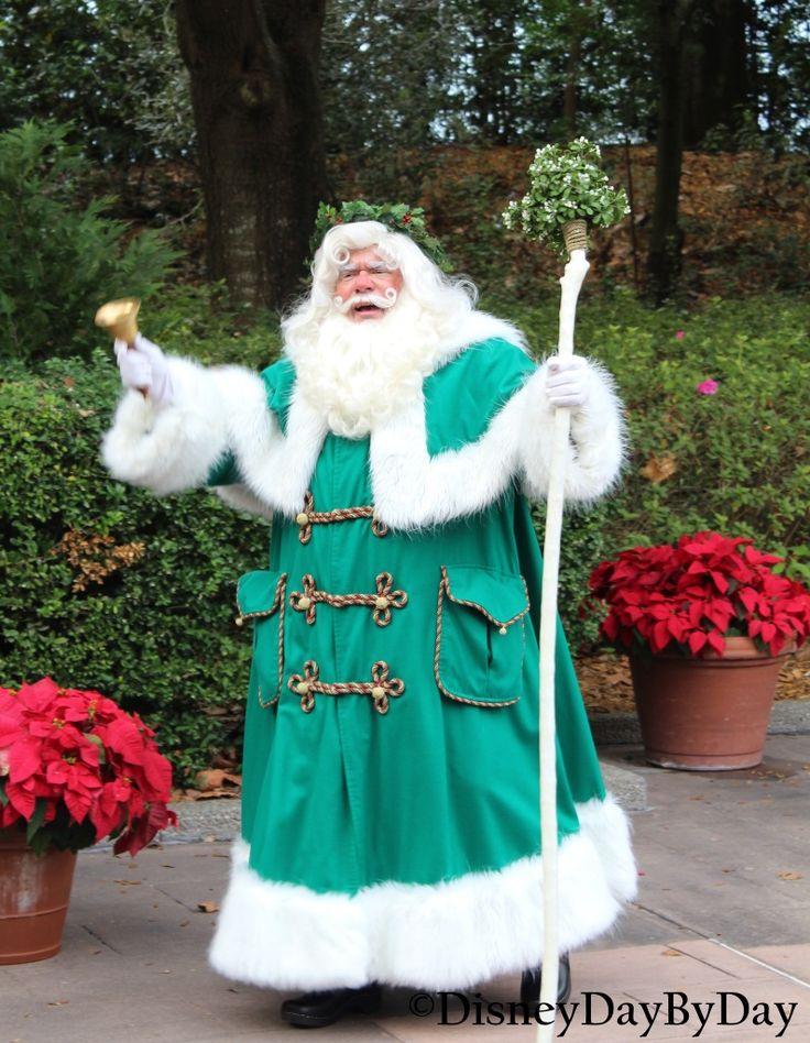 Happy Holidays!   Joy Themed Wordless Wednesday - Christmas at Epcot's World Showcase