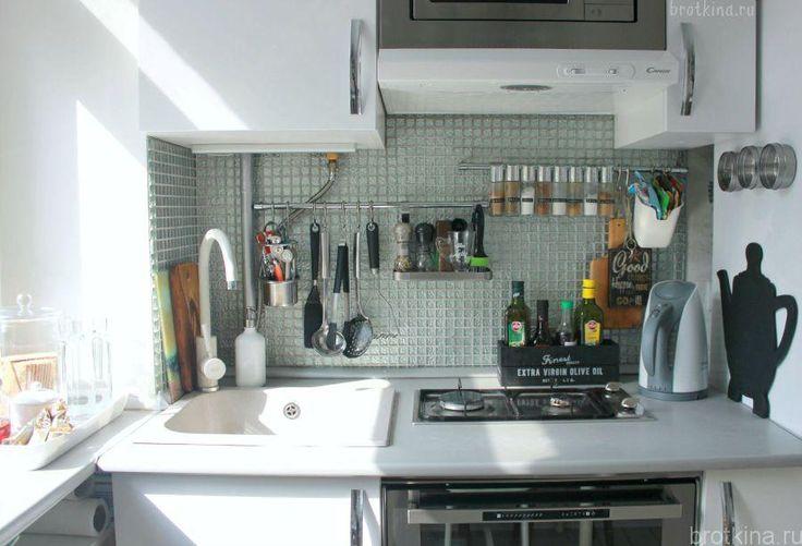 Решила показать рабочий уголок нашей кухни и рассказать про несколько технических решений, которые помогли оптимизировать небольшое пространство нашей кухни площадью 4,5 кв.м. Всю квартиру, какой о…