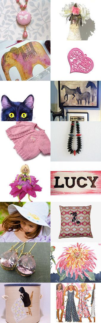 Handmade with love by Paola Fornasier on Etsy--Pinned with TreasuryPin.com
