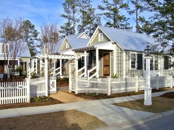 Tiny Home Designs: 74 Best Images About Pocket Neighborhoods On Pinterest