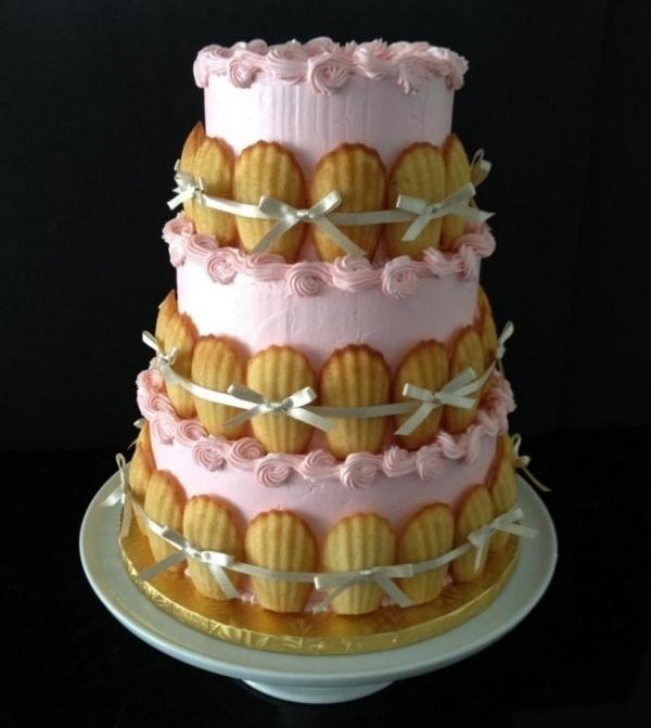 Madeleine Cake Madeleines Pinterest Madeleine Cakes
