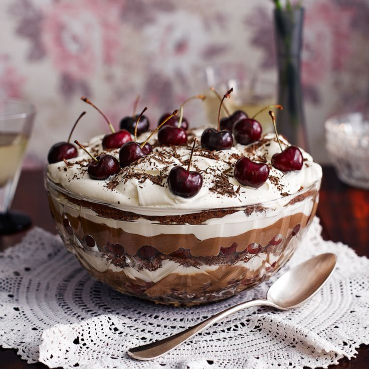 11 delicious recipes fit for a royal street party Trifle