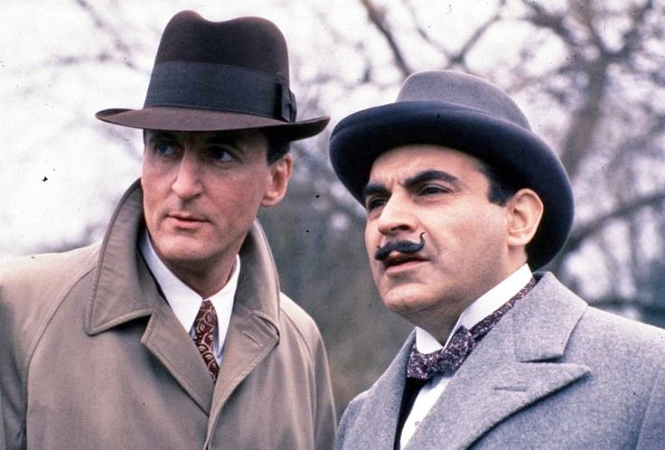 Poirot and Hastings: