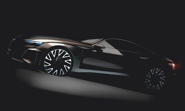 Audi E Tron Gt 2020 Preis Innenraum Reichweite Audi Autozeitung Schone Sportwagen
