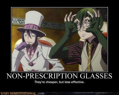LOL! NON-Prescription Glasses