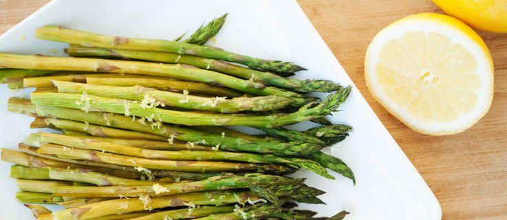 Citrus Roasted Asparagus Recipe