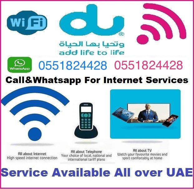 Du Fixed Broadband Packages Home Internet Internet Plans Free Tv Channels