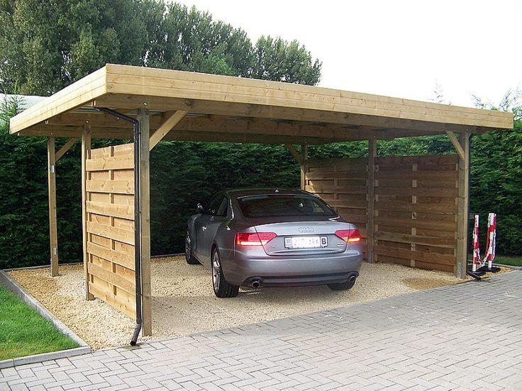 Pingl par melanie monson sur home and garden pinterest for Amenagement exterieur garage