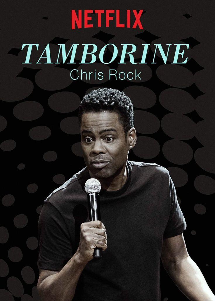 Chris Rock: Tambourine [2018] in 2020 | Chris rock, Funny comedians, 2018 movies