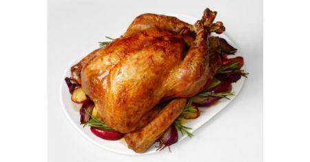 Идеальная индейка на День благодарения - Как? Узнаете через минуту!
