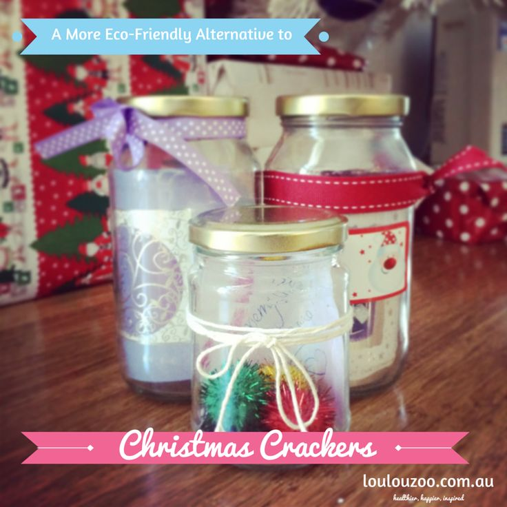 A more Eco Friendly alternative to christmas crackers an alternative to normal Christmas crackers with health and wellness blog Loulou Zoo