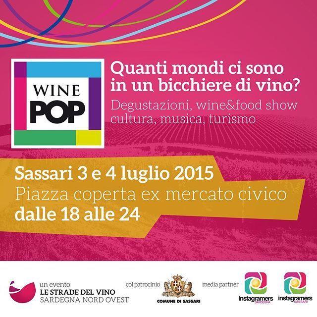 Instagramers Sardegna racconta WinePop 2015