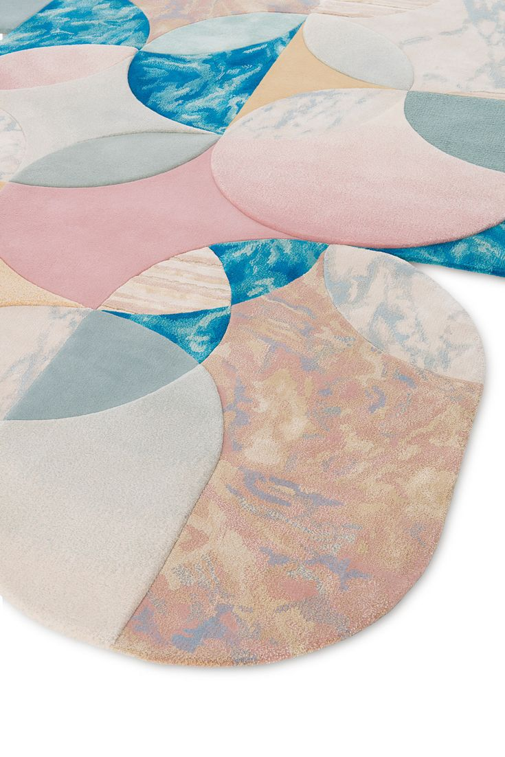 Modular Geometric Carpets by Lim + Lu for Tai Ping - Design Milk