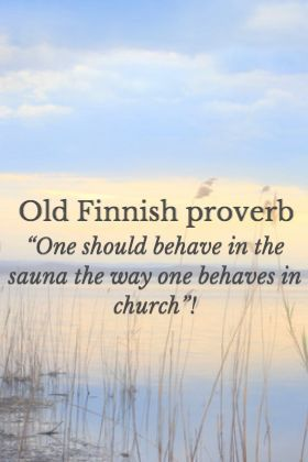 Finnish proverbs and pussy 13