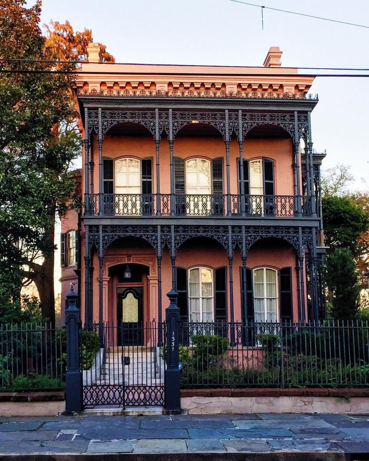 189 best new orleans architecture images on pinterest for House plans louisiana architects