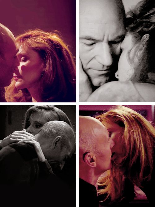 Captain Jean-Luc Picard: Now that we know how… each of us feels, perhaps we should not be afraid to explore those feelings. \\ Doctor Beverly Crusher: Or perhaps we should be afraid. #startrek #tng