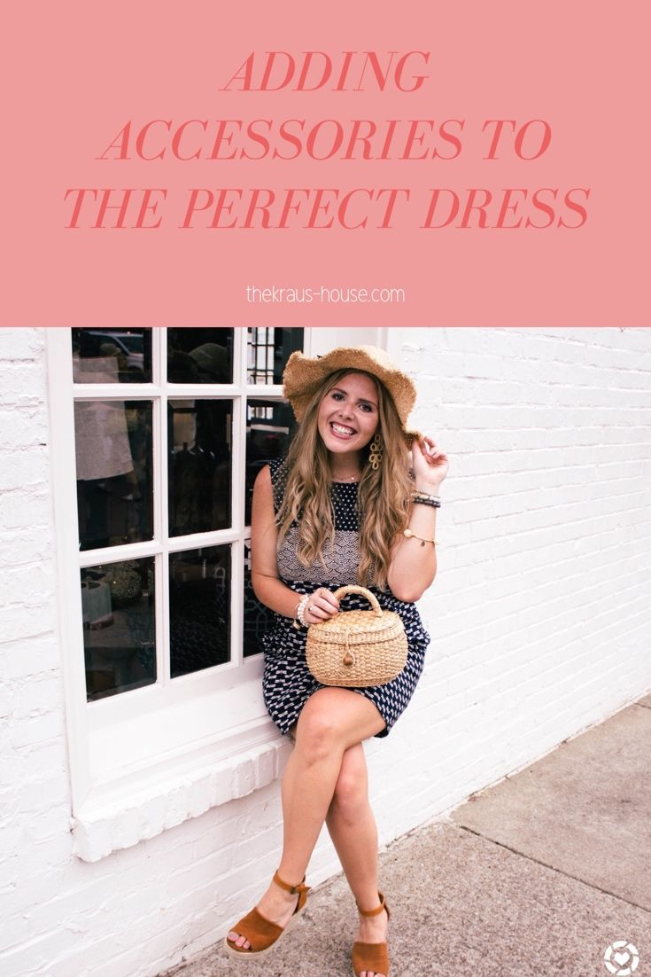02c8f70fe80c Sharing my favorite summer accessories to add to a shift dress! These work  perfect for all outfits!
