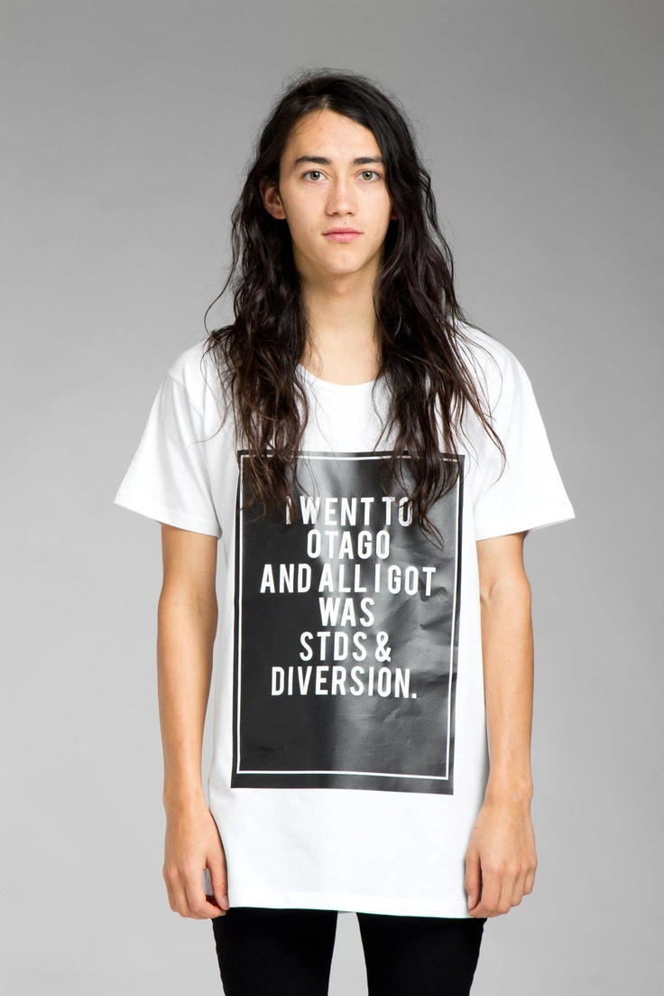 STD's and Diversion Tee