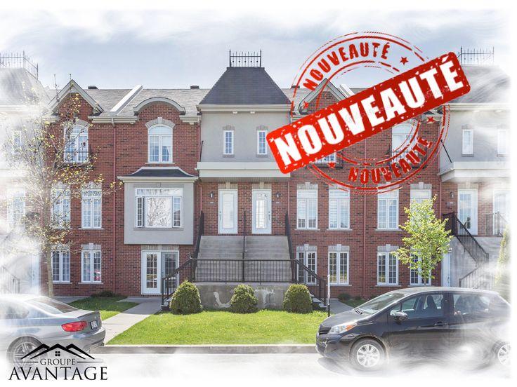 🔊🔊🔊 Nouveauté sur le marché!!  N'attendez plus une seconde, voici LE #condo qu'il vous faut!!! Situé au coin du boul. Levesque Est et a 5 min du pont A25, venez voir ce magnifique rez-de-jardin avec sa terrasse privée à seulement 15 min de #MTL 😍😍     #GroupeAvantage #Kw #Immobilier #Laval