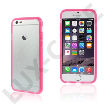 Jungsted (Hot Pink) iPhone 6 Silikone Bumper