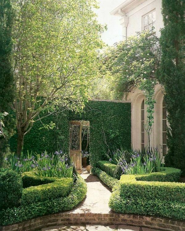 Pin By Patti Behler On Landscape Garden Boxwood Garden Garden