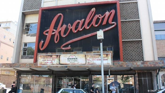 Avalon cinema, Fordsburg, Johannesburg