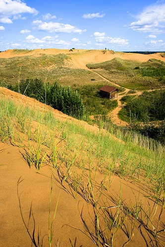 #GILOVEMANITOBA - Spirit Sands, Manitoba