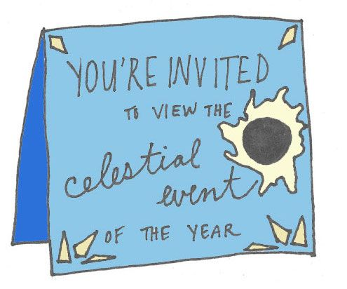 Moon pies, playlists, and live streaming! The 2017 total solar eclipse is happening on August 21. Here's how to throw an out-of-this-world viewing party.