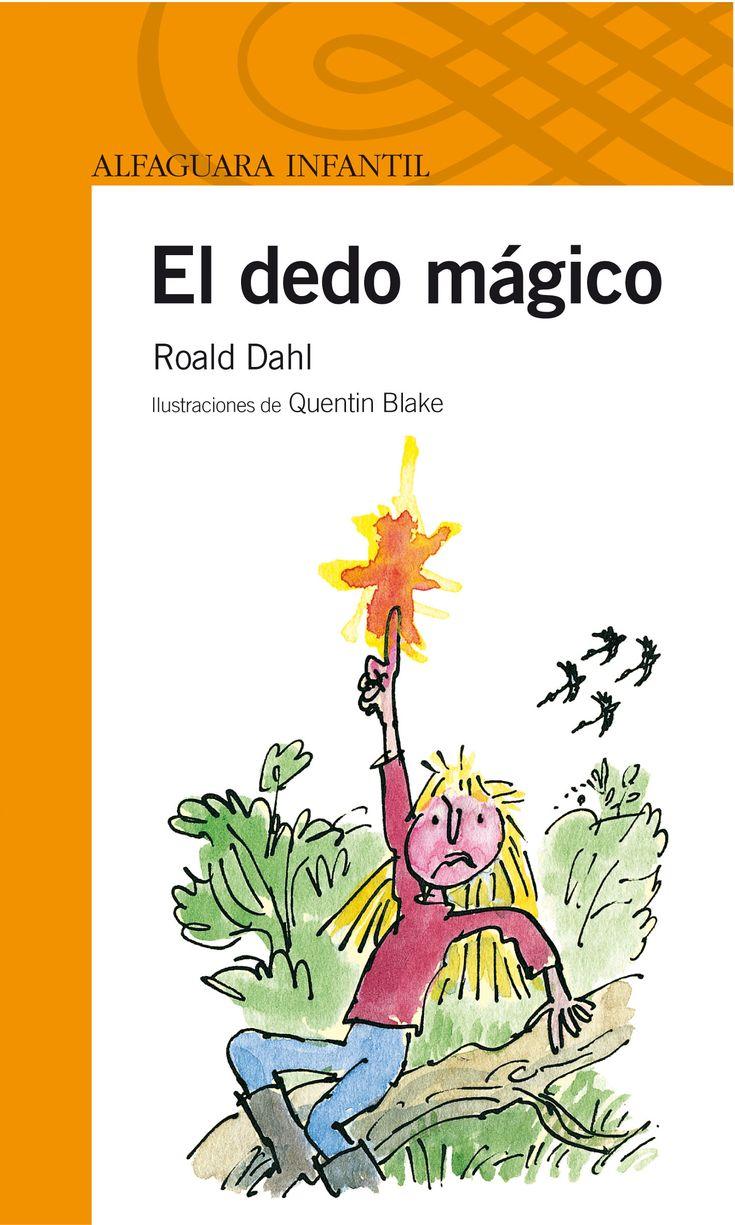 Una niña de ocho años posee un dedo mágico con el que, cada vez que no puede aguantar una situación, apunta a la persona que ha llegado a irritarla, transformándola.