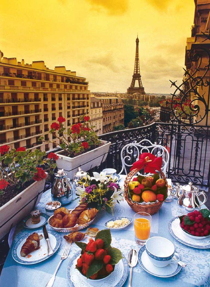 С добрым утром на французском фото