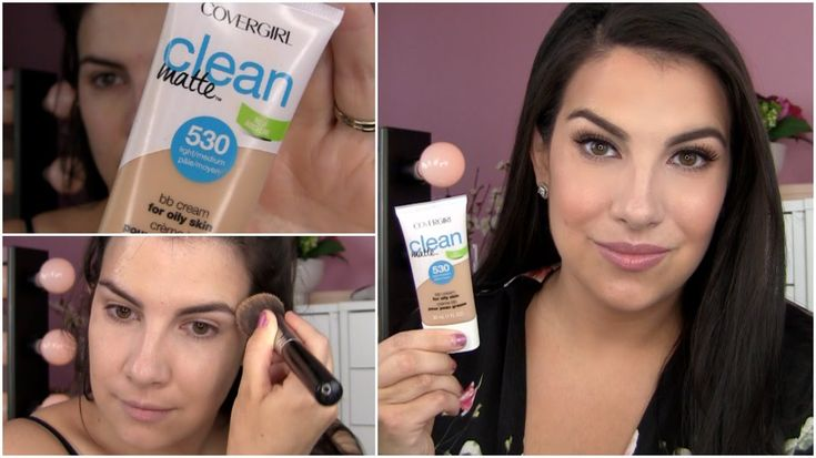 REVIEW: NEW CoverGirl Clean Matte BB Cream