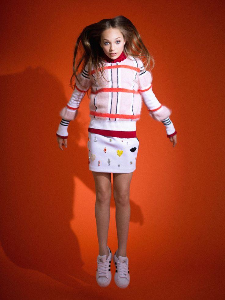 Breaking: Maddie Ziegler Will Be ELLE.com's Fashion Week Correspondent  - ELLE.com