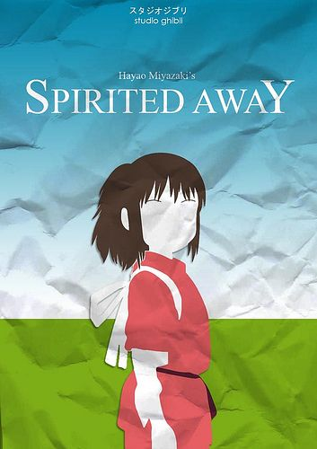 spirited away movie essay But allow yourself to be spirited away, and there are great rewards in store you will not regret this trip.