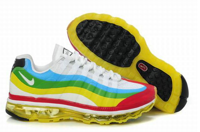 Nike Air Max 95 + 360  Nike Air Max 95 + 360 - sports shoes are designed for comfort and style. This neutral athletic shoe offers lightweight fit and stability. Sport shoes will keep you in speed and flexible movement.