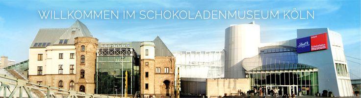 SCHOKOLADENMUSEUM KÖLN  --  #Koeln #Schokolade #Museum