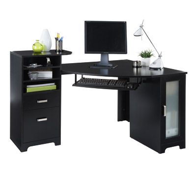 "The perfect piece for a student's room or small home office.   Features Large work surface Wide pull-out keyboard shelf Convenient wire management Overall Dimensions: 56""W x 40-1/2""D x 35-1/2""H $199.99"