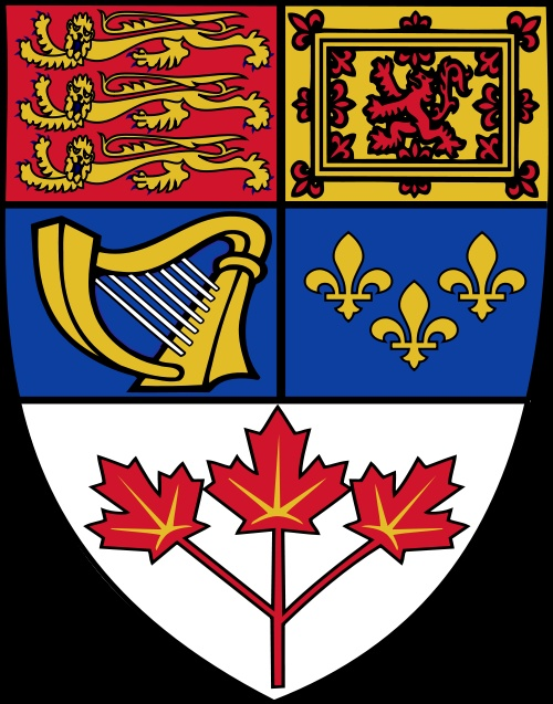 Our Coat of Arms #Canada