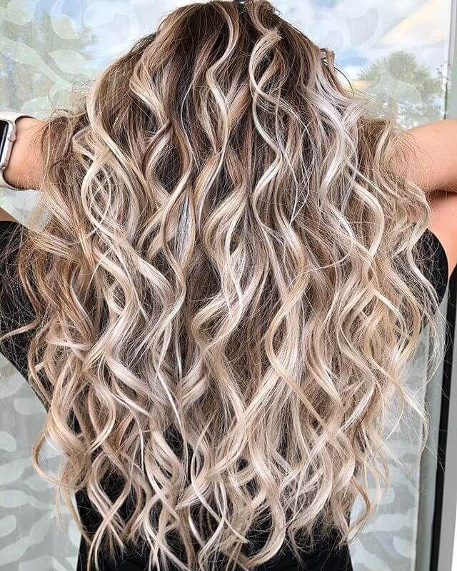 45 Wahnsinnig heiße Frisuren für langes Haar, die Sie begeistern werden – niine