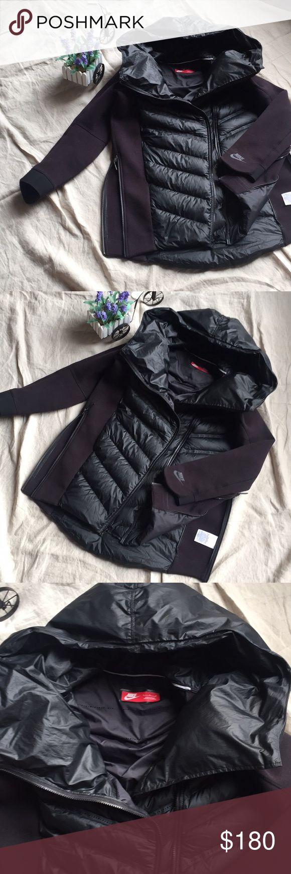 New Nike winter coat 🌺🌺🌺🌺 🧥 New 800 Nike aeroloft 🌺🌺🌺🌺longer coat 🧥 . Nike Jackets & Coats Pea Coats