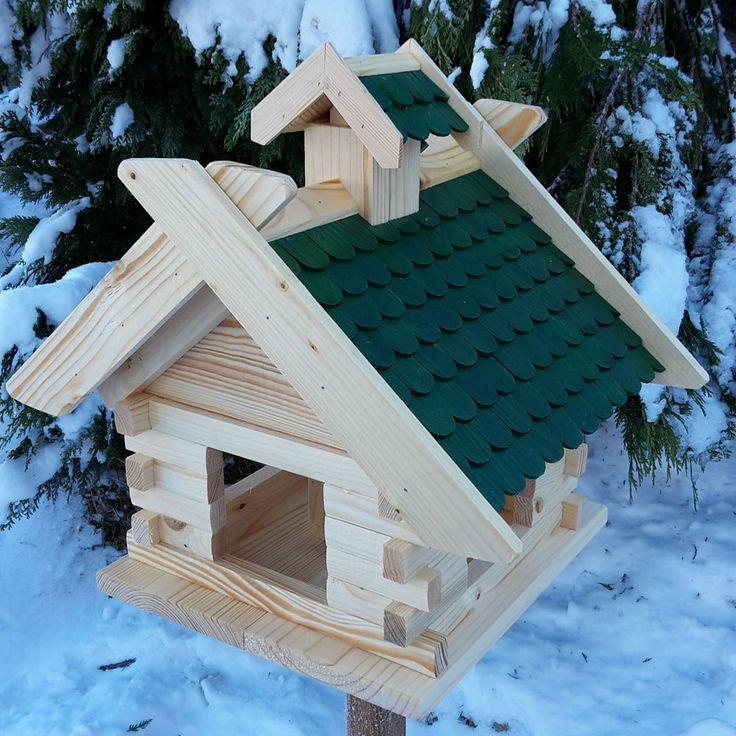 die besten 25 gro es vogelhaus ideen auf pinterest. Black Bedroom Furniture Sets. Home Design Ideas