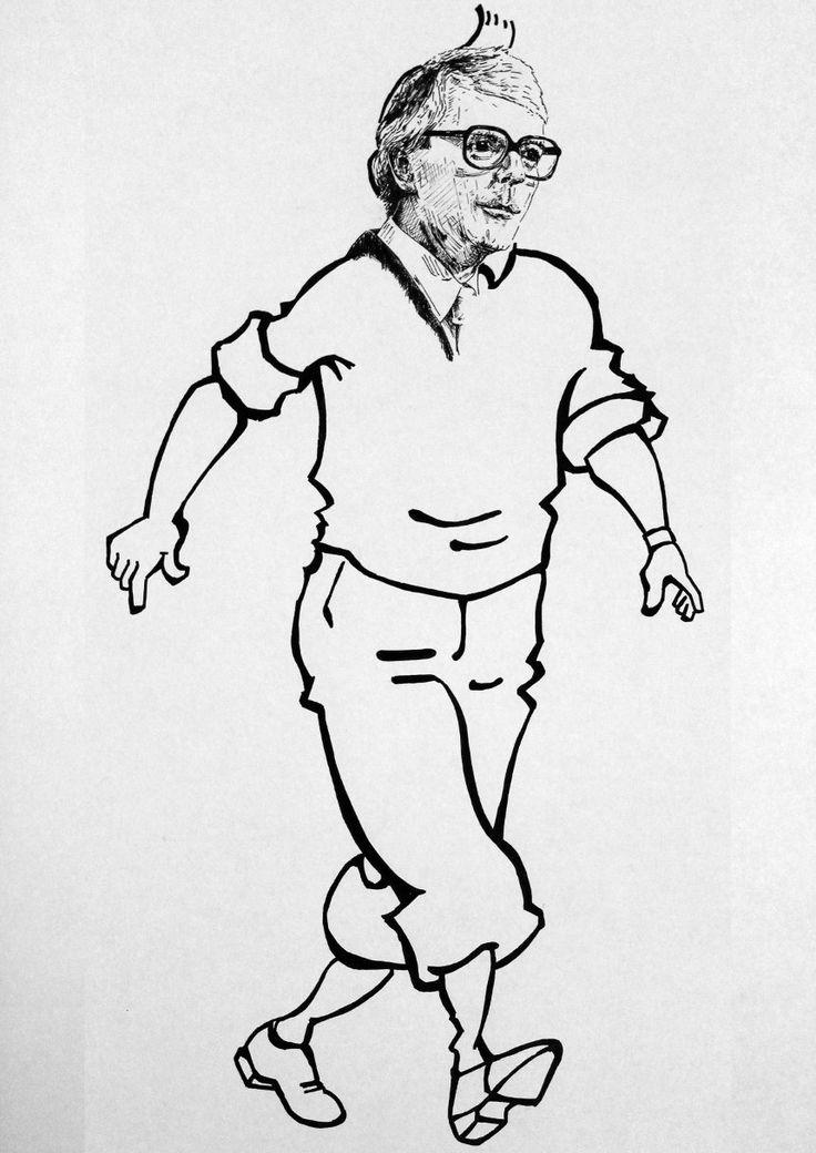 Jonathan Kelham, #JohnMajor #Tintin