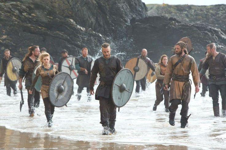 Confira o promo da segunda temporada de #Vikings