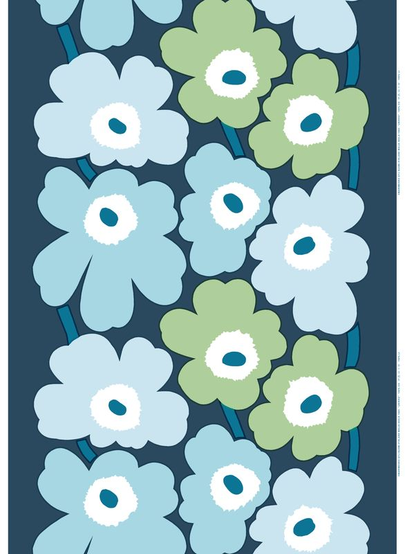 101 best images about marimekko textiles on pinterest cotton fabric floral patterns and. Black Bedroom Furniture Sets. Home Design Ideas