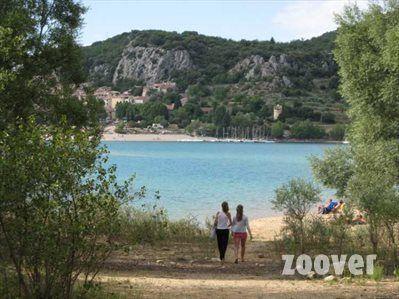 Camping Le Vieux Chene** in Bauduen Frankrijk beoordelingen 9.2 | Zoover? Bij le lacstcroix