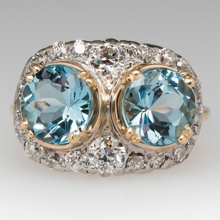 398 Best Cocktail Rings Images On Pinterest