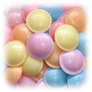 Flying Saucers - The Old Sweet Shop I used to have these every year in Devon in the old sweet
