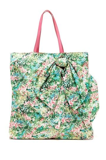 RED Valentino Print Shopping Bag by MSA Haute Couture Inc. on @HauteLook