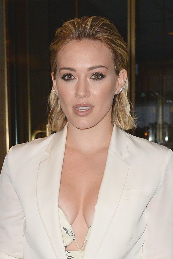 Best Hilary Duff Makeup Pictures, Beauty Evolution